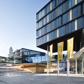 New administration building for Aachen Münchener AG