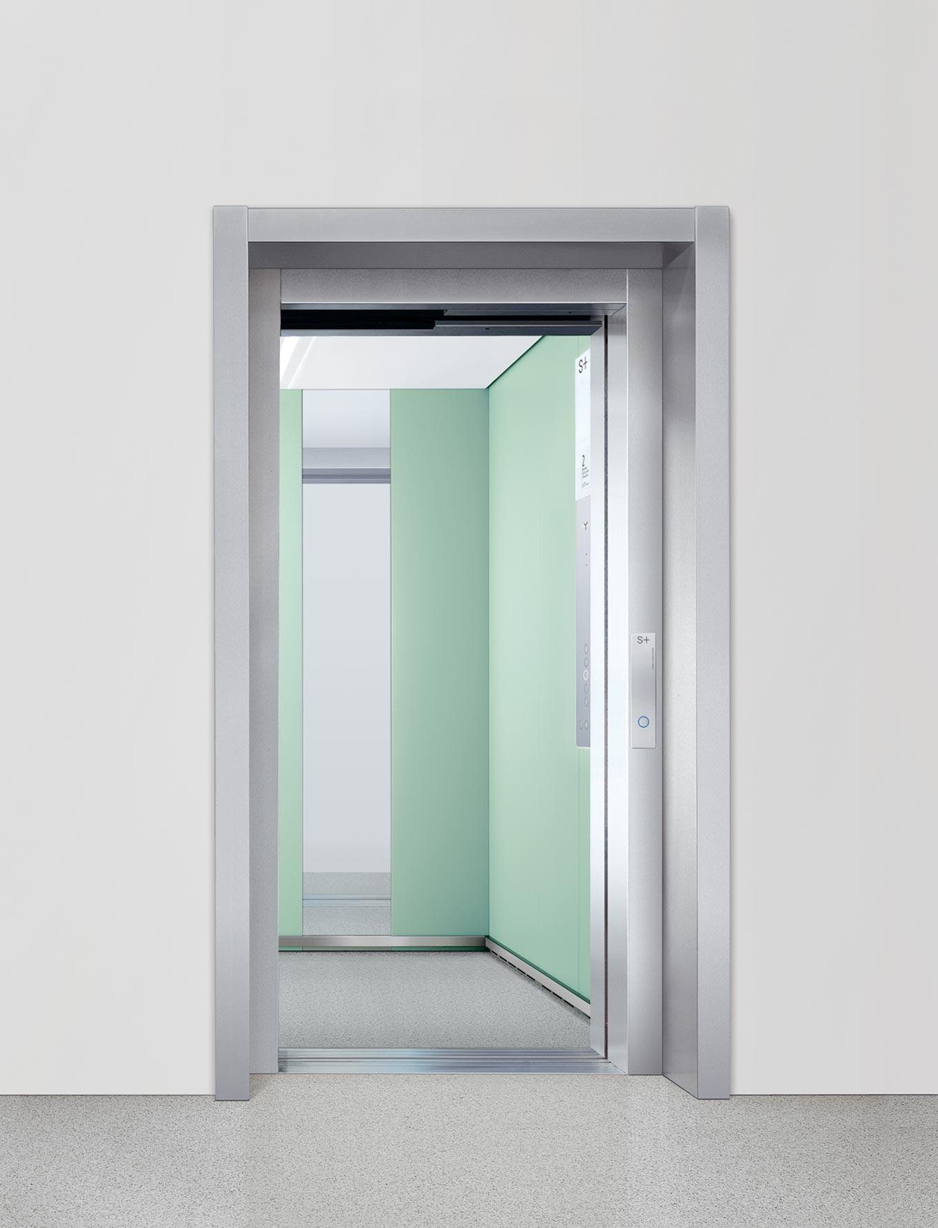 tp doors and portals schmitt sohn elevators. Black Bedroom Furniture Sets. Home Design Ideas