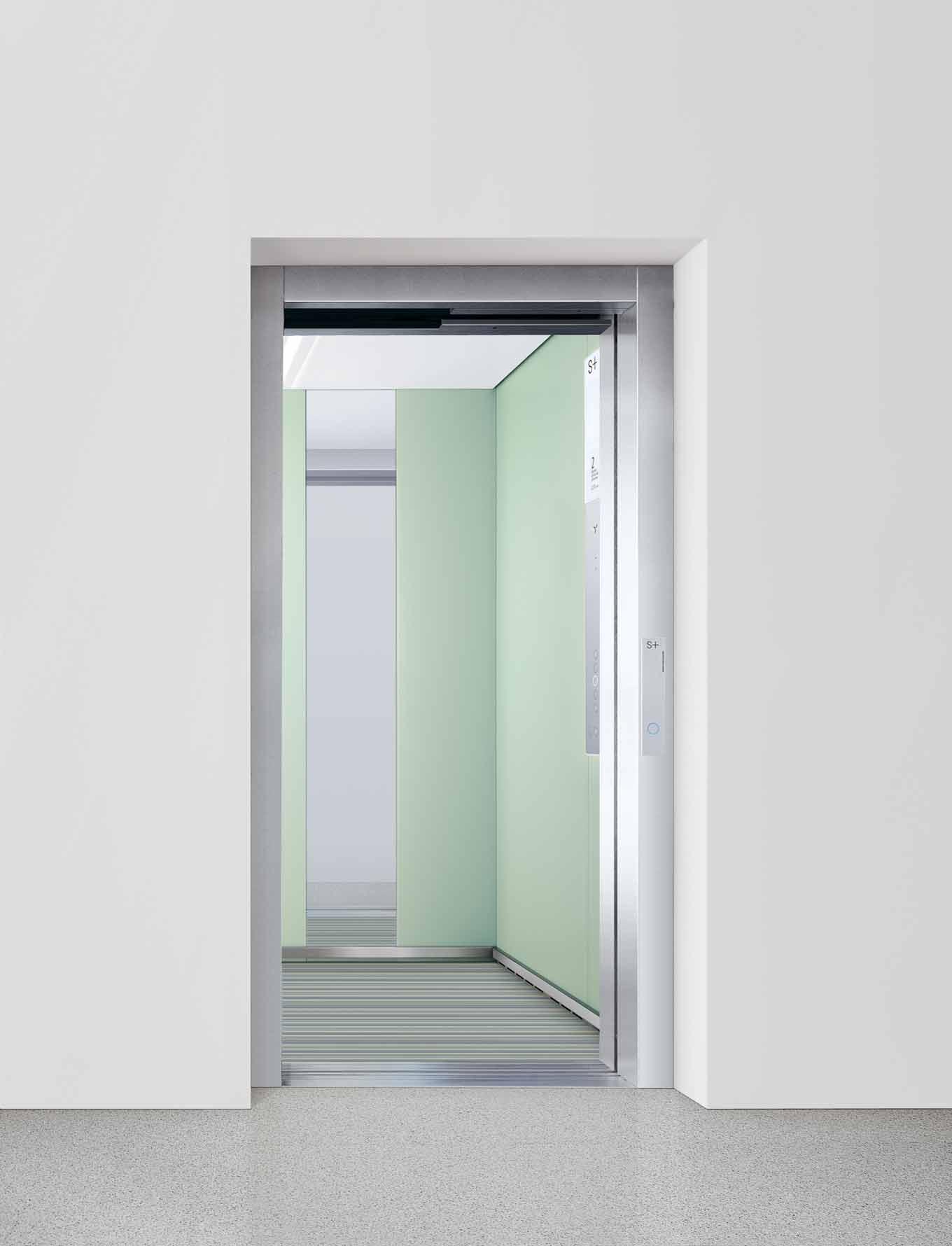 Brickwork attachment T1 & TP Doors and Portals - SCHMITT+SOHN ELEVATORS