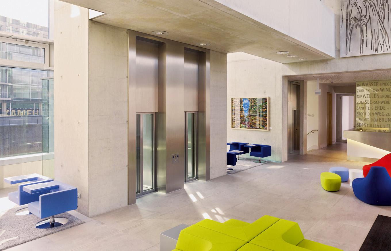 Len Design Hamburg otel köln sohn elevators