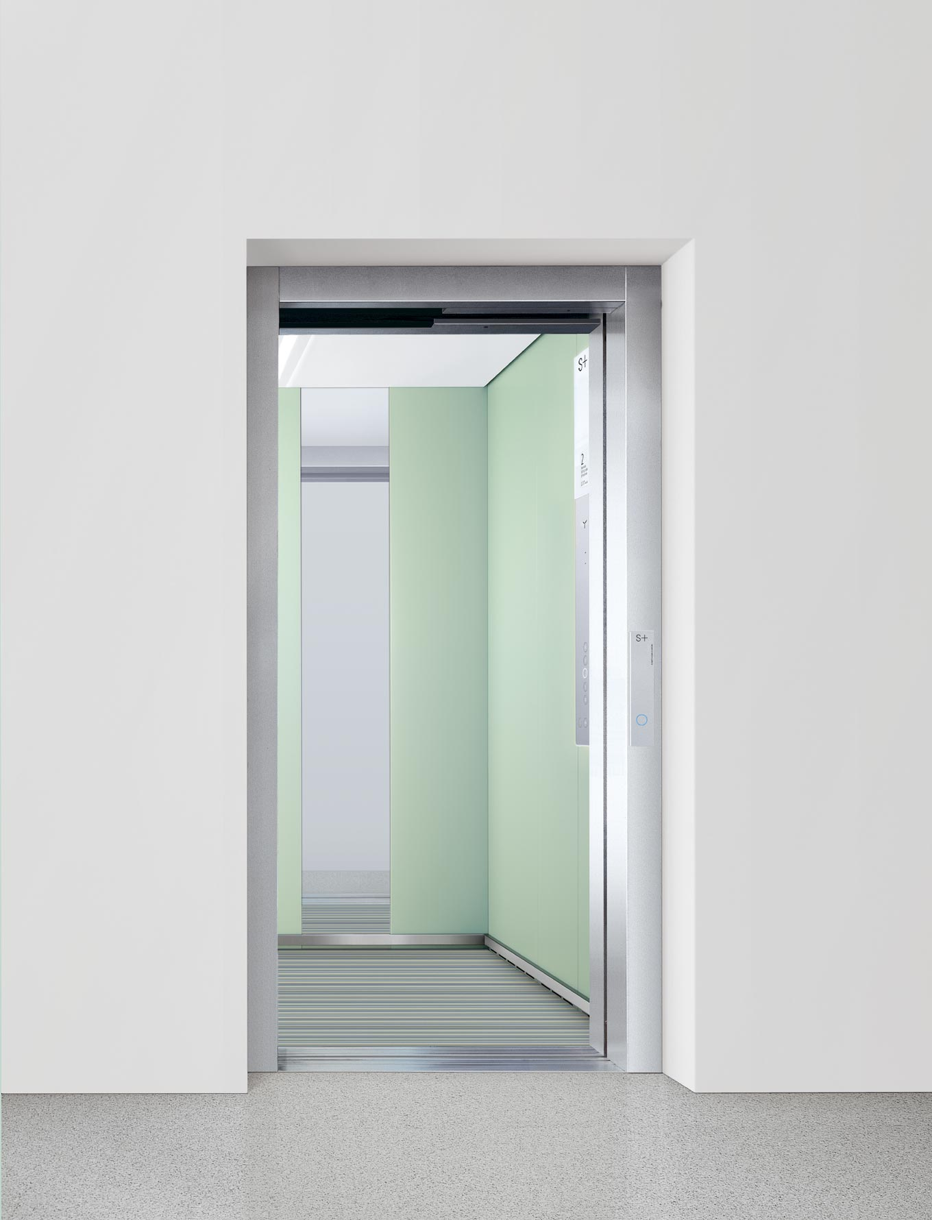 Isi 2040 174 The Modern Highquality Elevator