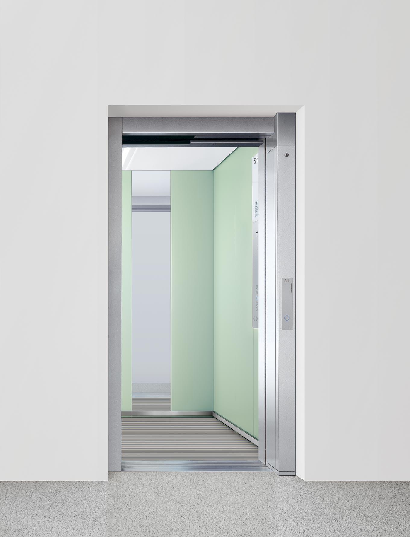 ISI 2040® - The modern, highquality elevator
