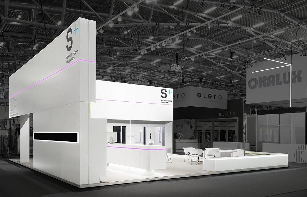 Bau 2017 Munich Building Fair Schmitt Sohn Elevators