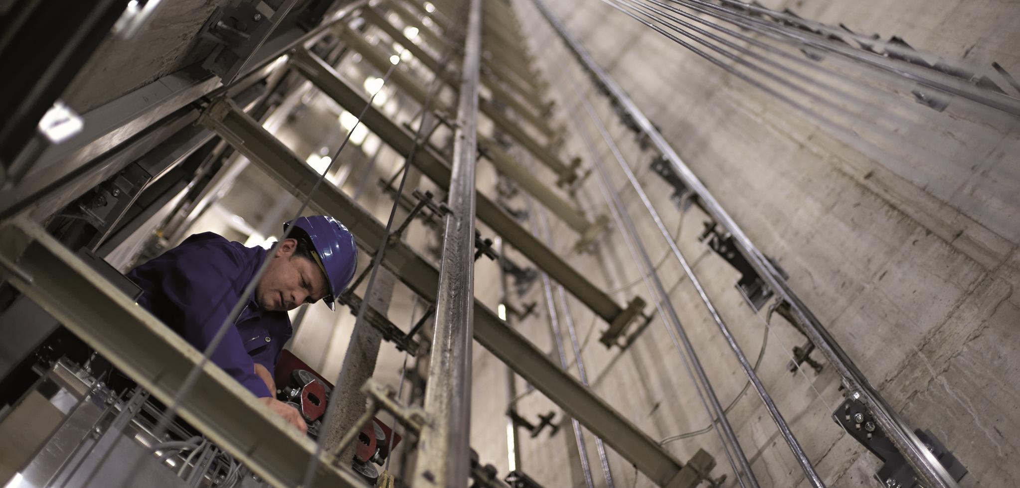 Schmitt + Sohn Elevators service contracts.